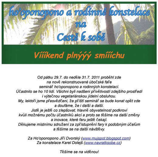 seminar - kronika pro www